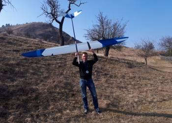 Martin Ziegler winner of Rana F3F